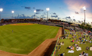 clearwater threshers vs St. Lucie Mets