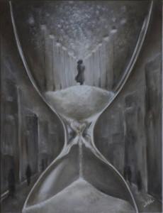 HourglassByMilaMoroko
