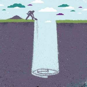 Visual Metaphors - Sebastian Thibault Illustrator
